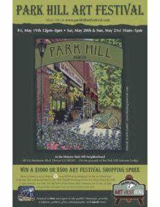 park-hill-art-festival